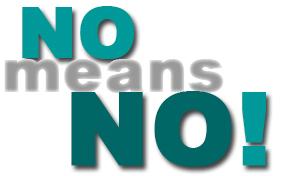 no means no2