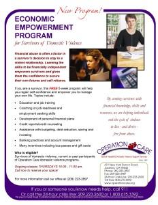Economic Empowerment Grant 2014